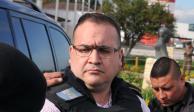Javier Duarte obtiene amparo; invalidan su vinculación a proceso por peculado