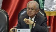 No habrá contratistas sexenales ni recomendados: Jiménez Espriú