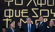 México ofrece a EU cooperación con bendición guadalupana