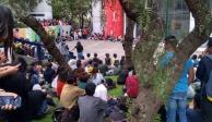 Este es el pliego petitorio de estudiantes de la FCPyS-UNAM
