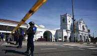Policía de Sri Lanka localiza 87 detonadores en estación de autobús