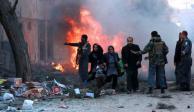 Mueren nueve niños por explosión de mina en Afganistán