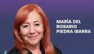 Senado designa a Rosario Piedra como presidenta de CNDH