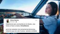 Comentario de piloto de Interjet divide opiniones en redes