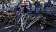 Crisis en Michoacán por CNTE y Aureoles de gira en Europa, destaca AMLO