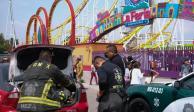 Falta de mantenimiento, constante en todos los juegos de La Feria