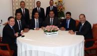 Gobernadores del PAN desconocen a nueva titular de la CNDH