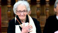 La poeta Uruguaya Ida Vitale recibe el Premio Cervantes