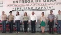 VIDEO: Maestro confunde Juramento a la Bandera con Padre Nuestro