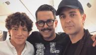 Isaac Hernández, Manolo Caro y 'Berlín' buscan salvar los océanos