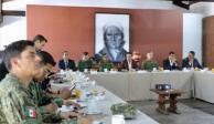 Encabeza góber Aureoles mil 393 reuniones de seguridad en Michoacán