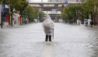 Pronostican lluvias torrenciales en Veracruz, Oaxaca, Tabasco y Chiapas