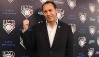 LMB presenta a Horacio de la Vega como su nuevo presidente