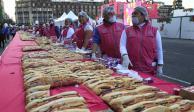Por Día de Reyes, alcaldías de CDMX se alistan para entrega de rosca