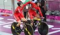 México logra histórico oro en ciclismo panamericano de Lima 2019