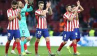 Héctor Herrera es titular en remontada del Atlético ante el Espanyol