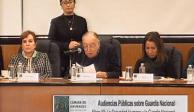 Analizan académicos y organizaciones civiles tema de Guardia Nacional
