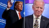 """Trump llama """"somnoliento Joe"""" a contrincante en campaña presidencial"""