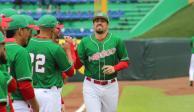 México vence a EU en Premier 12 de Beisbol y avanza a la Súper Ronda