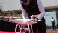 Arabia Saudita reporta ataque con drones a estaciones de bombeo de crudo