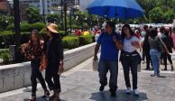 Ciudad de México activa alerta amarilla por altas temperaturas