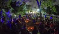 ¿Sin planes para el fin? ¡Asiste al picnic nocturno en Chapultepec y Aragón!