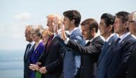 Comienza en Biarritz cumbre del G7 en medio de tensiones