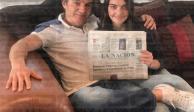 Difunden fotografía de Carlos Ahumada en libertad