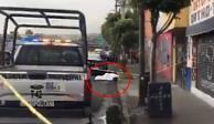 Balacera en Avenida Central deja un muerto y dos detenidos
