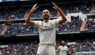 Alerta en el Real Madrid; Karim Benzema se lesiona otra vez