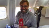 Para Jurgen Klopp, DT del Liverpool, Raúl Jiménez es impresionante