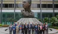 Embajador de Dinamarca en México se reúne con funcionarios de Pemex