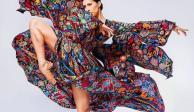 Elisa Carrillo, la mejor bailarina del mundo, regala zapatillas al Salón Los Ángeles