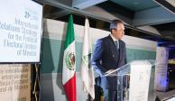 TEPJF sale en defensa del magistrado Vargas Valdez