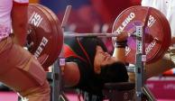 Perla Bárcenas gana oro con récord continental en powerlifting