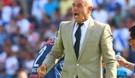 José Luis Sánchez Solá lamenta altercado con Ricardo Ferretti