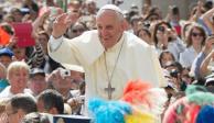 Papa Francisco insta al diálogo para terminar violencia en Chile