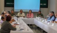 Incorporan a Guardia Nacional a Mesa de Coordinación para Construir Paz en Veracruz