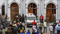 Ninguna víctima mexicana en Sri Lanka, señala embajada en India