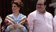 Karime Macías, esposa de Javier Duarte, es detenida en Reino Unido