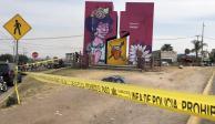 FOTOS: 5 muertos deja enfrentamiento armado en Santa Fe, Tlajomulco