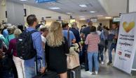 Regresan 15 mil turistas varados por agencia de viajes Thomas Cook a Reino Unido