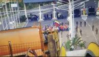 Maduro convierte bloqueo contra ayuda... en barricada