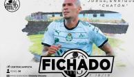 El Chatón Enriquez jugará en la Tercera de España con el Salamanca