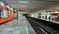 Hombre se asoma a las vías en Metro La Raza y tren lo impacta