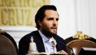 Renuncia diputado local Guillermo Lerdo de Tejada al PRI