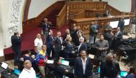 Tras 2 años de boicot diputados chavistas se suman a la Asamblea Nacional venezolana
