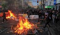 Se eleva a 19 cifra de muertos por violencia en Chile