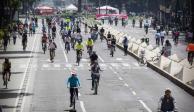 Suspenden Ciclotón por Maratón Internacional de CDMX