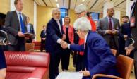 """""""El que empiece una guerra con nosotros no será quien la termine"""": Ministro iraní"""